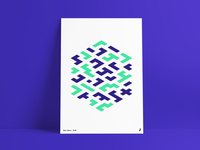 Geometric Poster #5