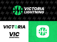 Basketball Team Branding - Daily Logo Challenge (Day 32)