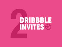 Dribbble Invites!!