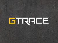GTRACE - Custom Logotype