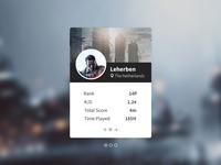 Battlelog Player Stats