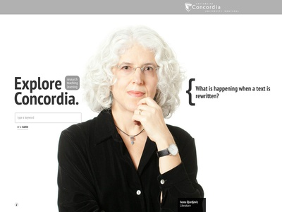 Explore Concordia