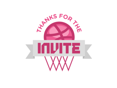 Thanks_Dribbble_Invite