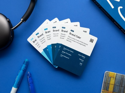 Alphabag Deck - Brand Development Series graphic design project management logo branding