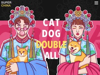 Cat & dog double all