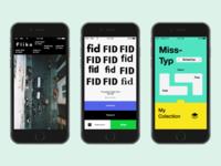 Graphic Design meet iOS