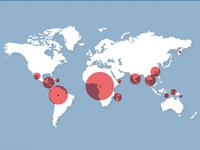 Malaria Heat Map