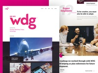 WDG - Home