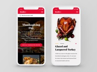 Healthly Thanksgiving Collection Mobile