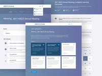 ASCO CE Selected Screens