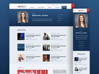 AALU Member Profile