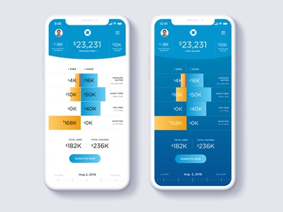Banking App - Jenga Concept