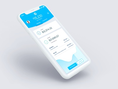 Banking App - Account Overview