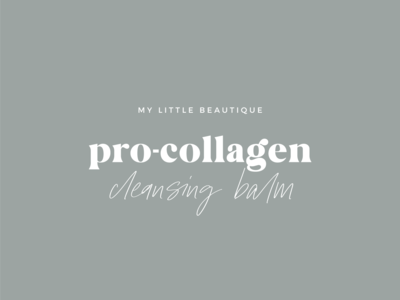 My Little Beautique Product Branding