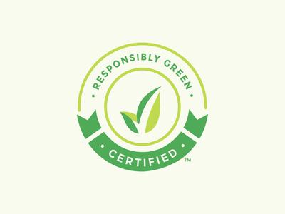 Responsibly Green Logo