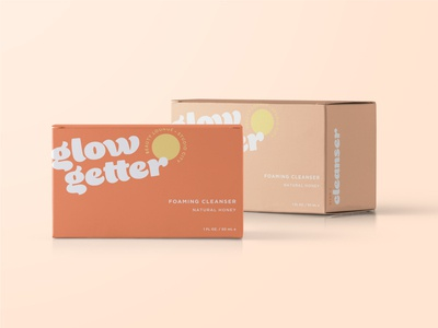 Glowgetter Packaging
