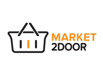 Market2door Logo 2 logo