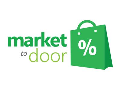Market2door Logo 3 logo