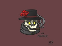 inktober #3 'SIR FRANK'