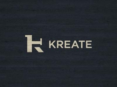 Kreate logo branding
