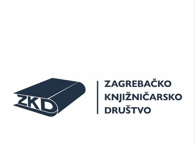 """Logo suggestion 02, """"Book"""", for a contest simple redesign society branding brand perspective croatia zagreb library book"""