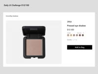 Daily UI Challenge 012/100