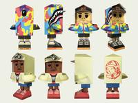 Nigo X Pharrell