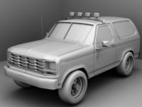 3D models for a portfolio