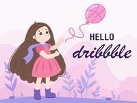 Hello Dribbble =)