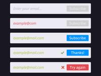 Subscription form [Final version]