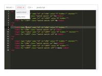 Editr - HTML, CSS, JS playground