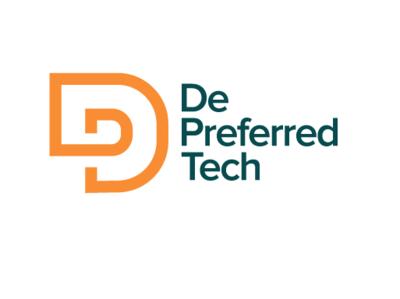 De Preferred Tech Logo