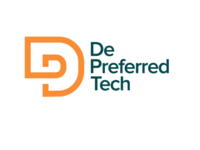 De Preferred Tech Logo