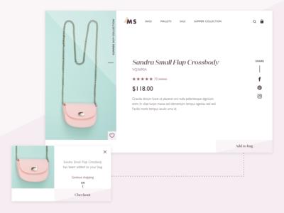 Shopping Website