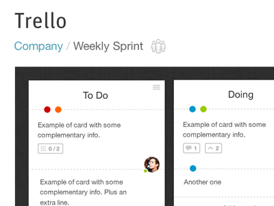 Trello Redesign task manager boards cards trello redesign app