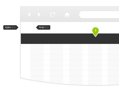 Wireframe Browser Template