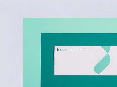 Bases.ai envelope ai identity industrial design envelope letter inspiration homepage branding