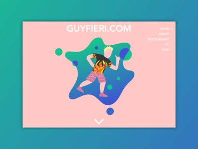 Landing Page - Daily UI Challenge 03