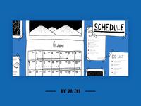 Designer's Daily Life(3)