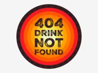 404 Drink not found
