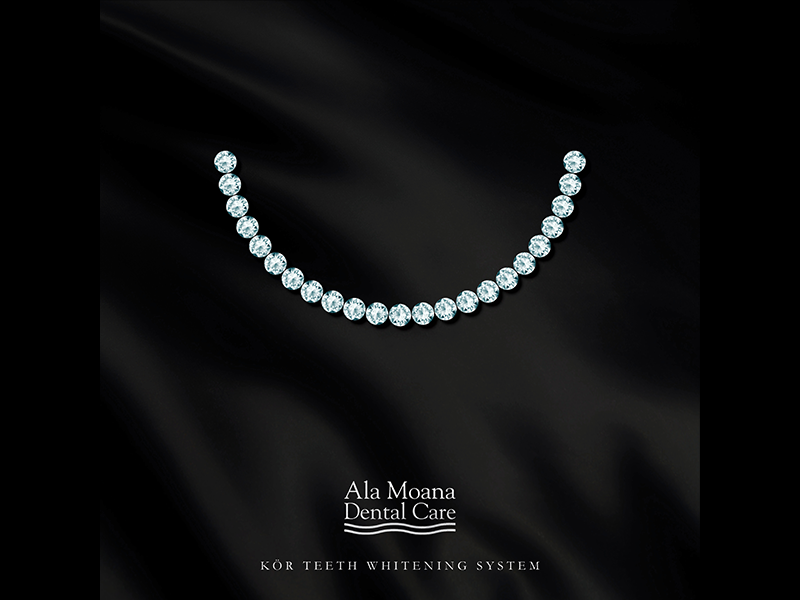 Diamonds writer bradley shin luxury white and black clean honolulu wasiswas hawaii dental dentist whiten white jewels diamonds