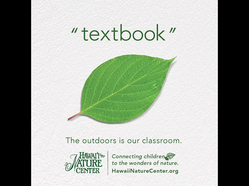 textbook classroom kokua malama aina instagram wasiswas hawaii public service future outdoors learn teach leaf hawaii nature center
