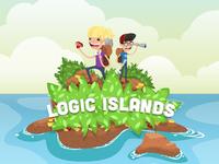 Logic Islands Artwork