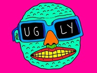 Ugly Dribbble