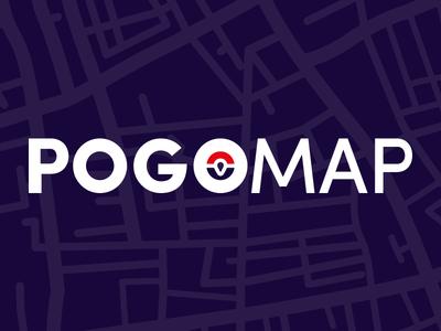 PoGo Map by StudioHej   Dribbble   Dribbble