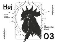 Hej - Illustration Card 02
