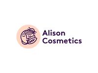 Logo Challenge Day 1 - Alison Cosmetics