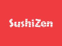 Logo Challenge Day 5 - SushiZen