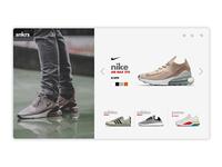 SNKRS online sneaker store