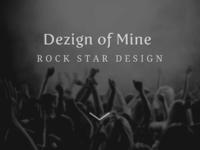 Dezign Of Mine Site